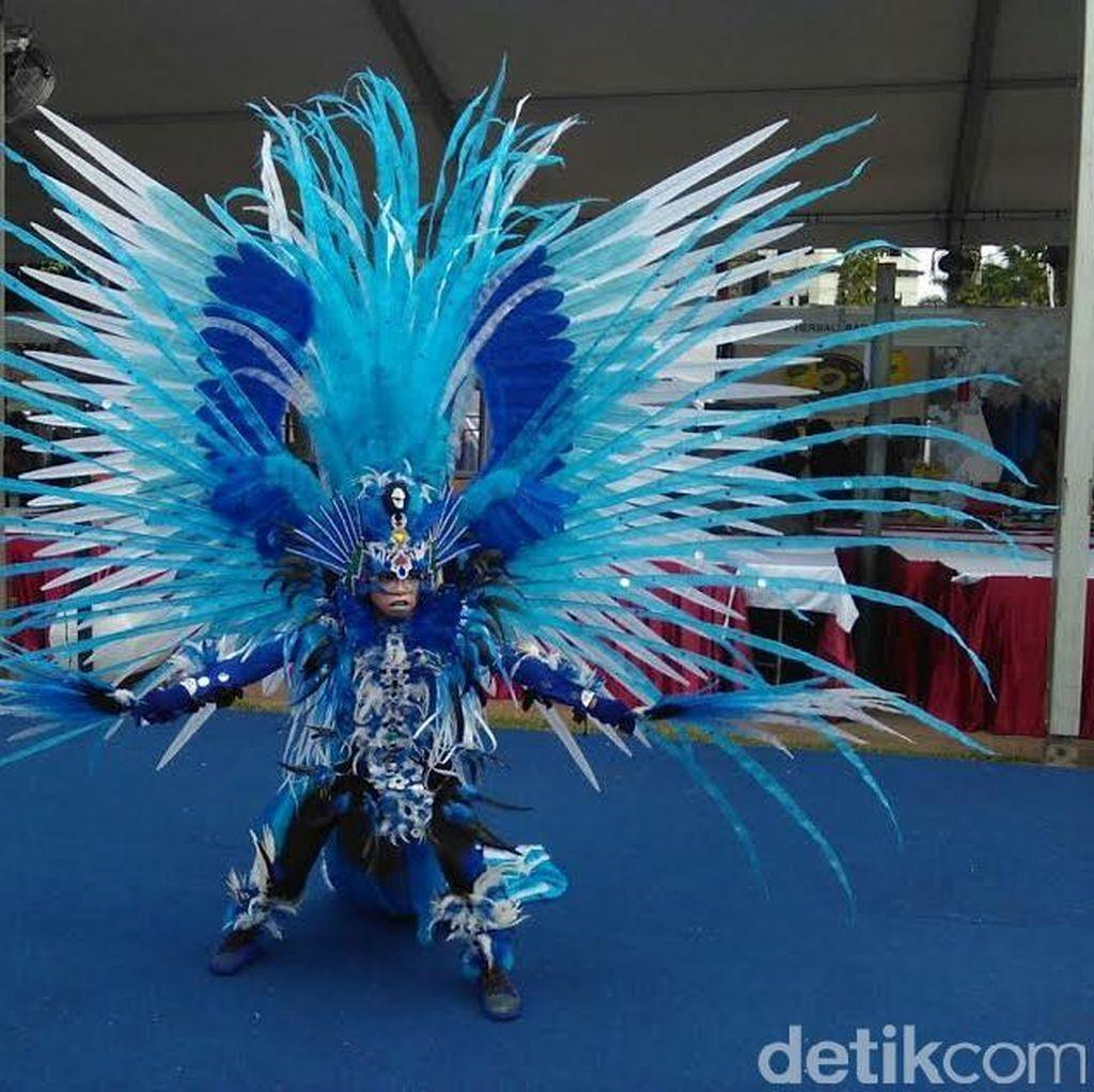 Jember Fashion Carnaval Mulai Digelar Hari Ini