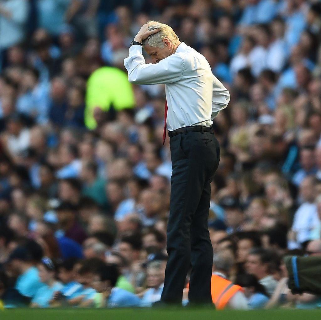 Wenger Bantah Lakukan Pembelian Panik