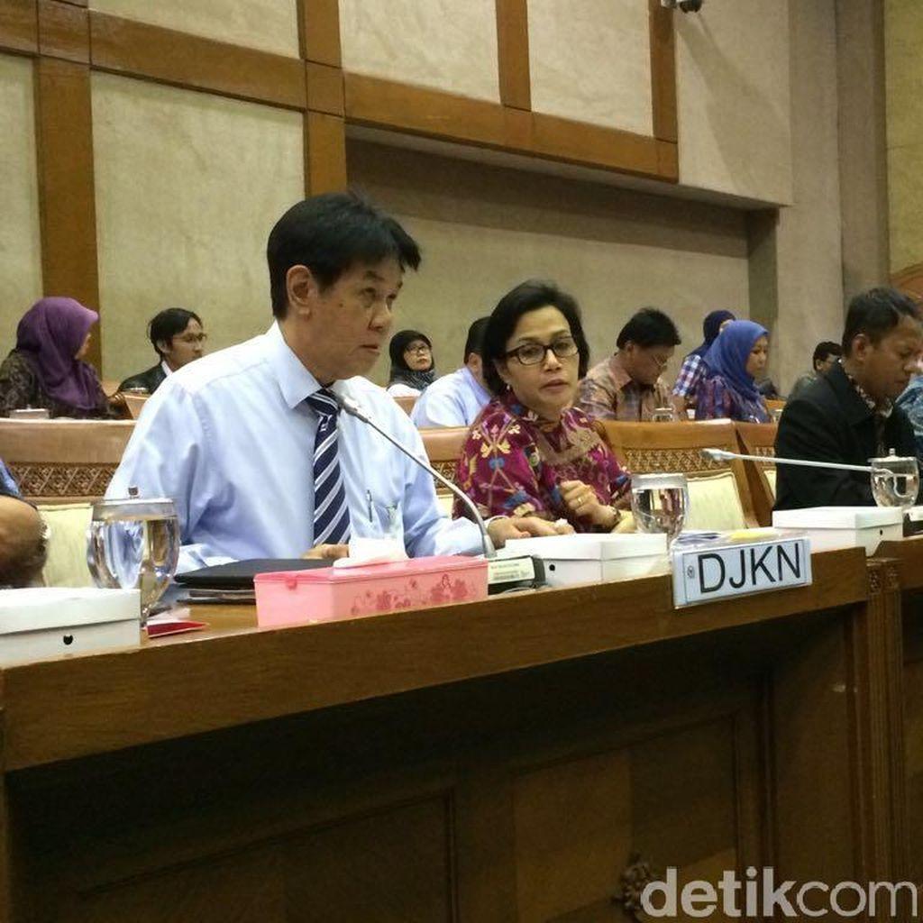 Bahas Rights Issue BUMN, Sri Mulyani Gantikan Rini Rapat di DPR