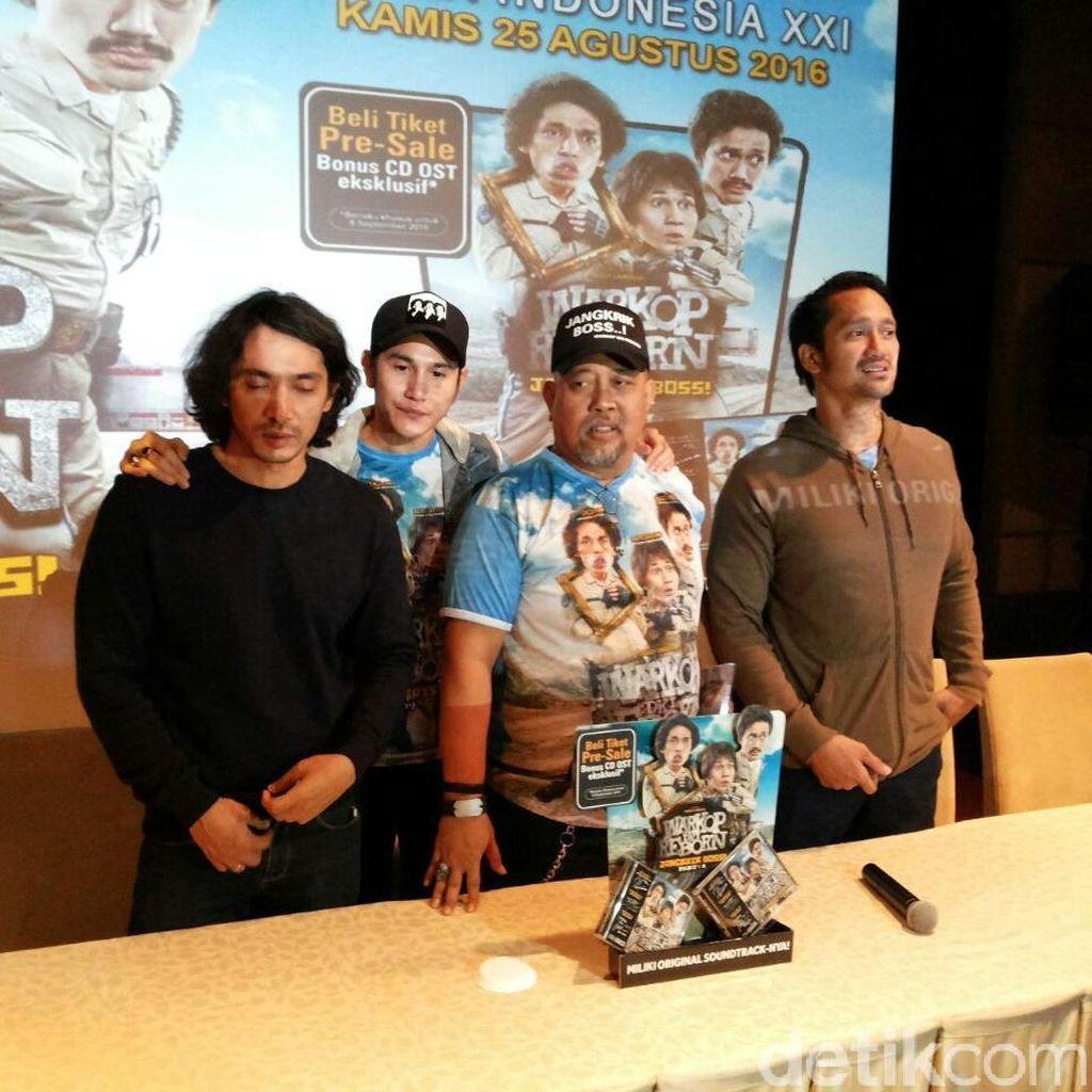 Presale Tiket Warkop DKI Reborn Dijual Mulai 29 Agustus