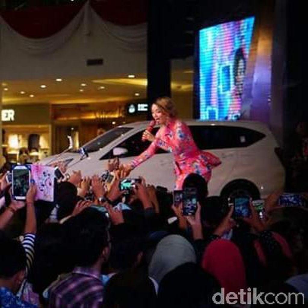 Toyota Kenalkan Si Newbie Calya ke Lombok