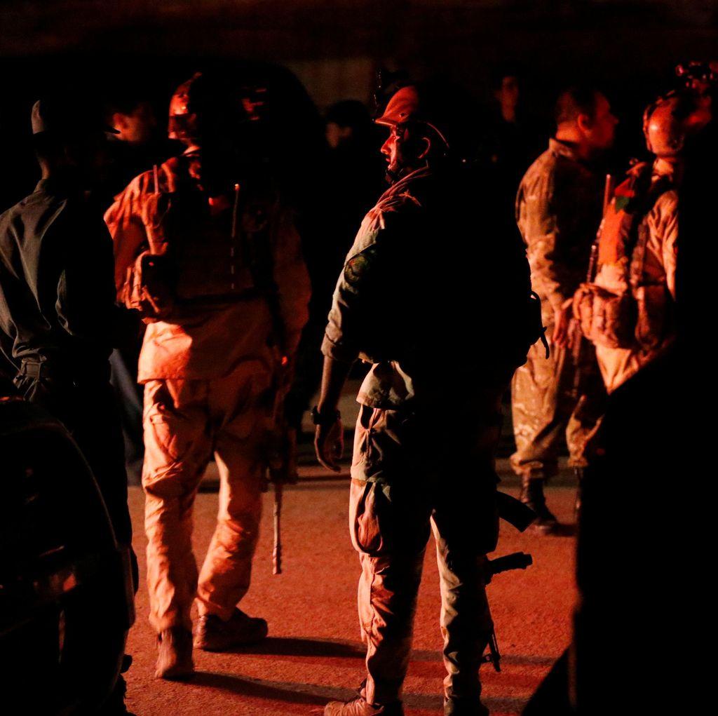 Korban Jiwa Serangan ke Universitas Amerika di Kabul Bertambah Jadi 16 Orang