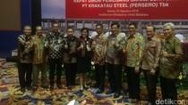 Bangun Pabrik Baja, Krakatau Steel Jual Saham Baru Rp 1,8 T