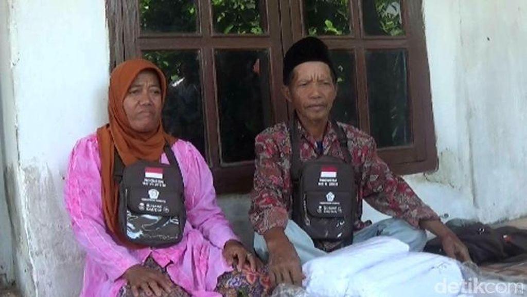 Kegigihan Tukang Becak Menabung 20 Tahun untuk Naik Haji