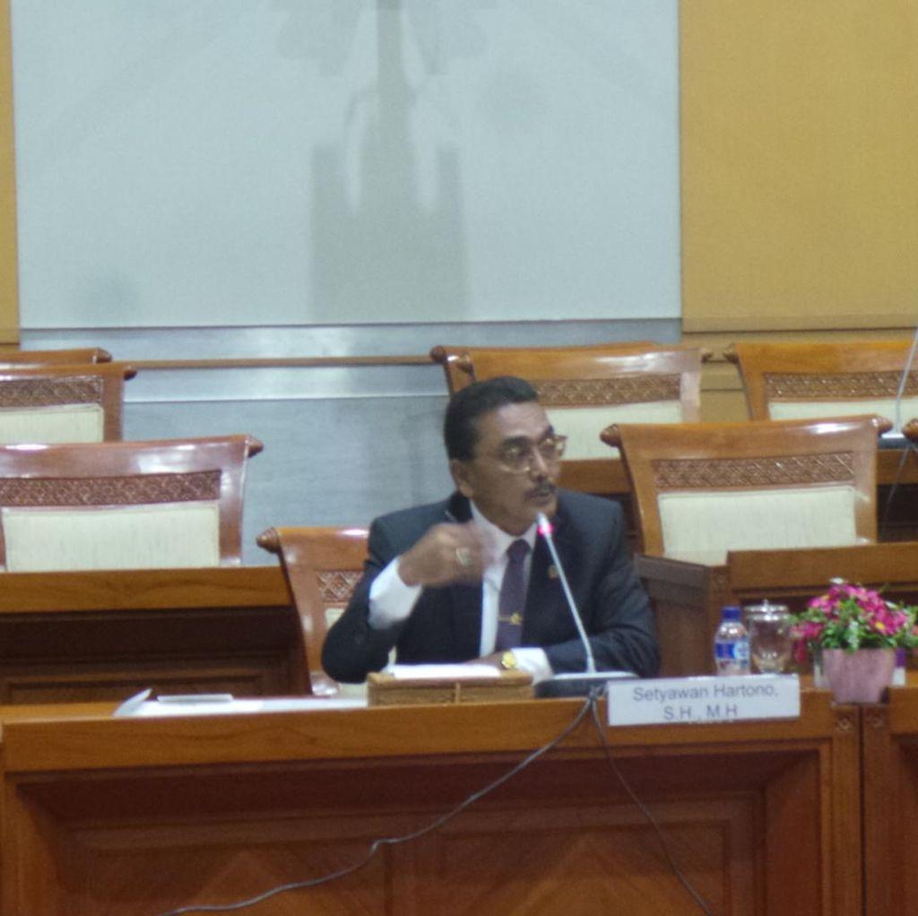 Hakim Setyawan: Indikasi Dagang Perkara di MA Banyak, Tapi Sulit Dibuktikan