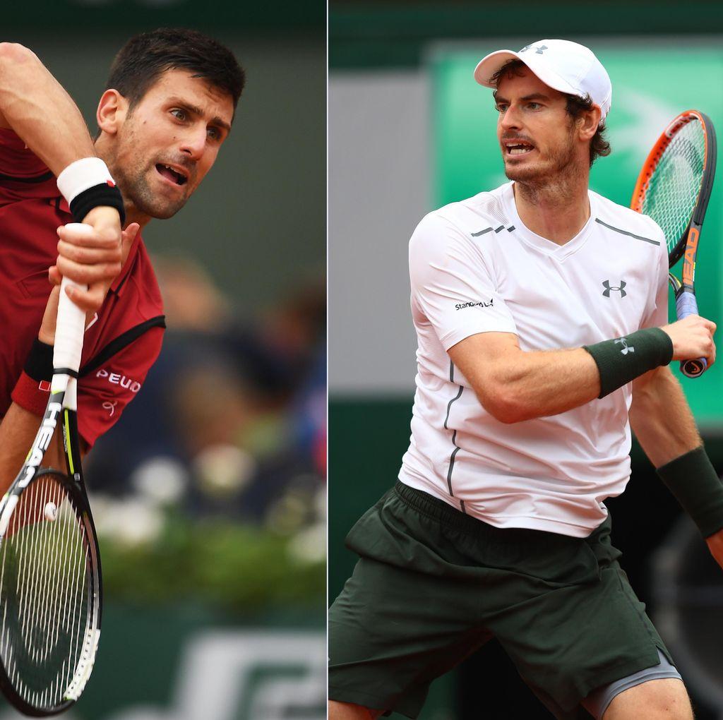Federer: Murray Sedang Oke, tapi Djokovic Masih Favorit Juara di AS Terbuka