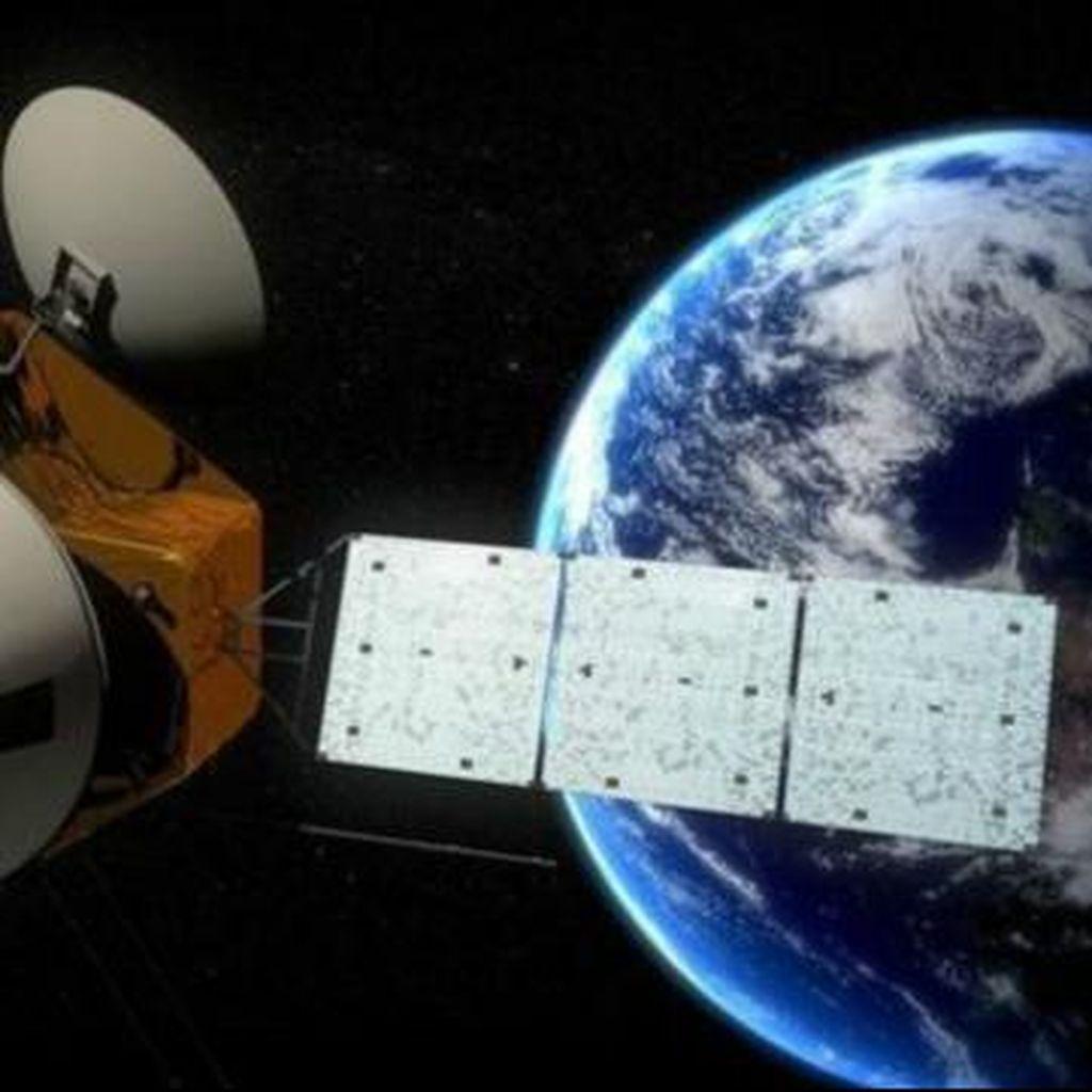 China Luncurkan Rencana Misi ke Mars