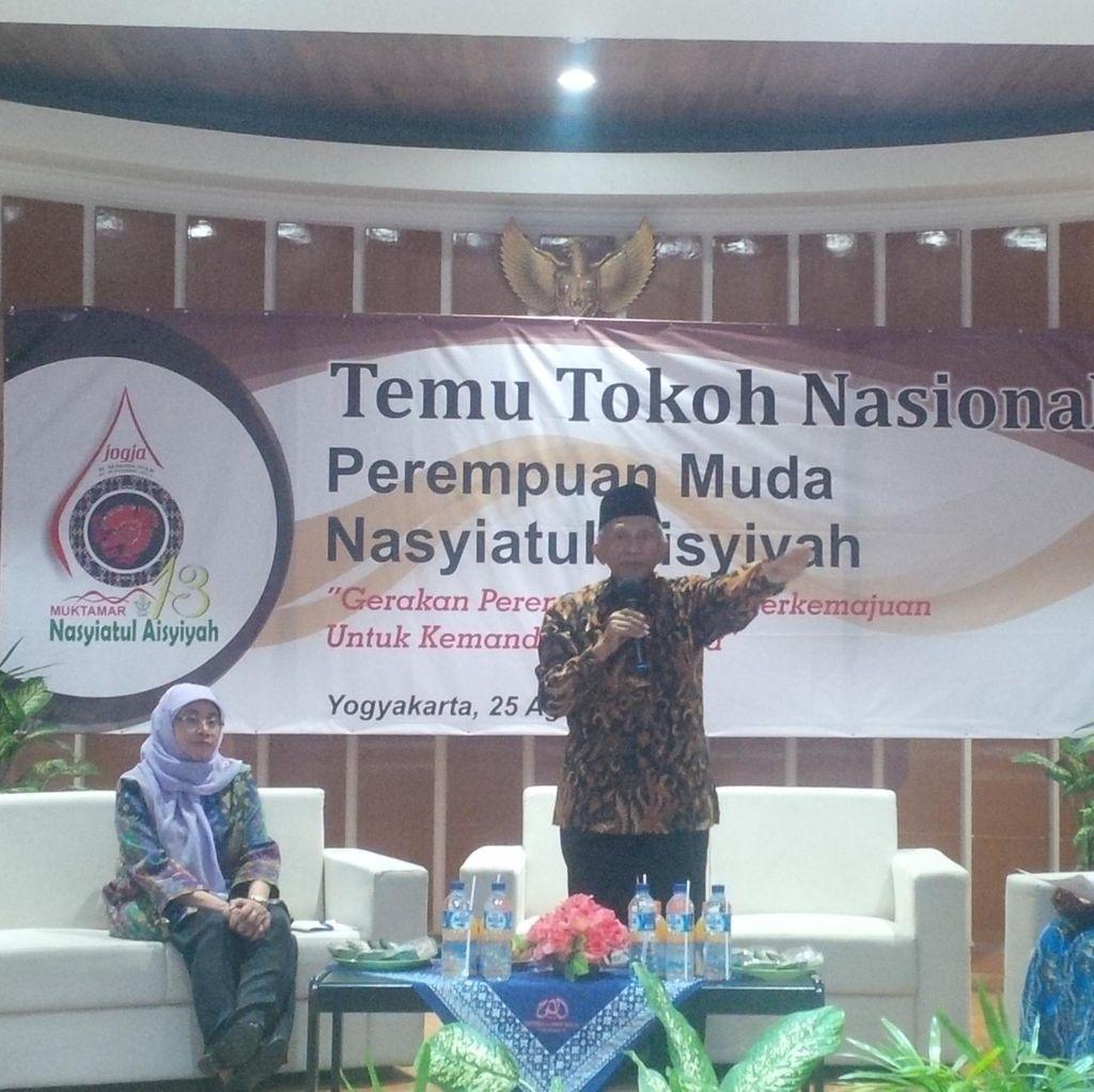 Temu Tokoh Nasional Buka Rangkaian Muktamar XIII Nasyiatul Aisyiyah di Yogya
