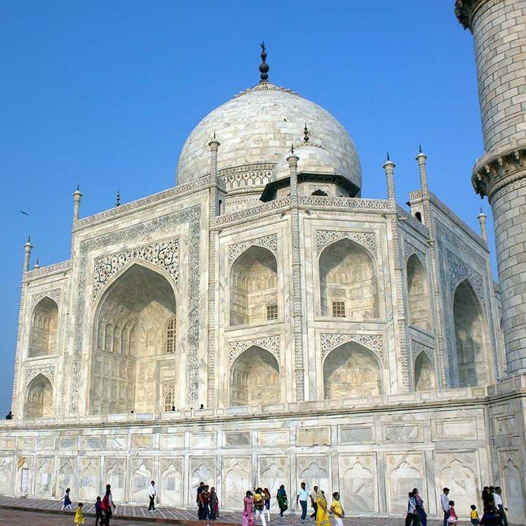 Taj Mahal & 5 Landmark di India yang Wajib Dikunjungi