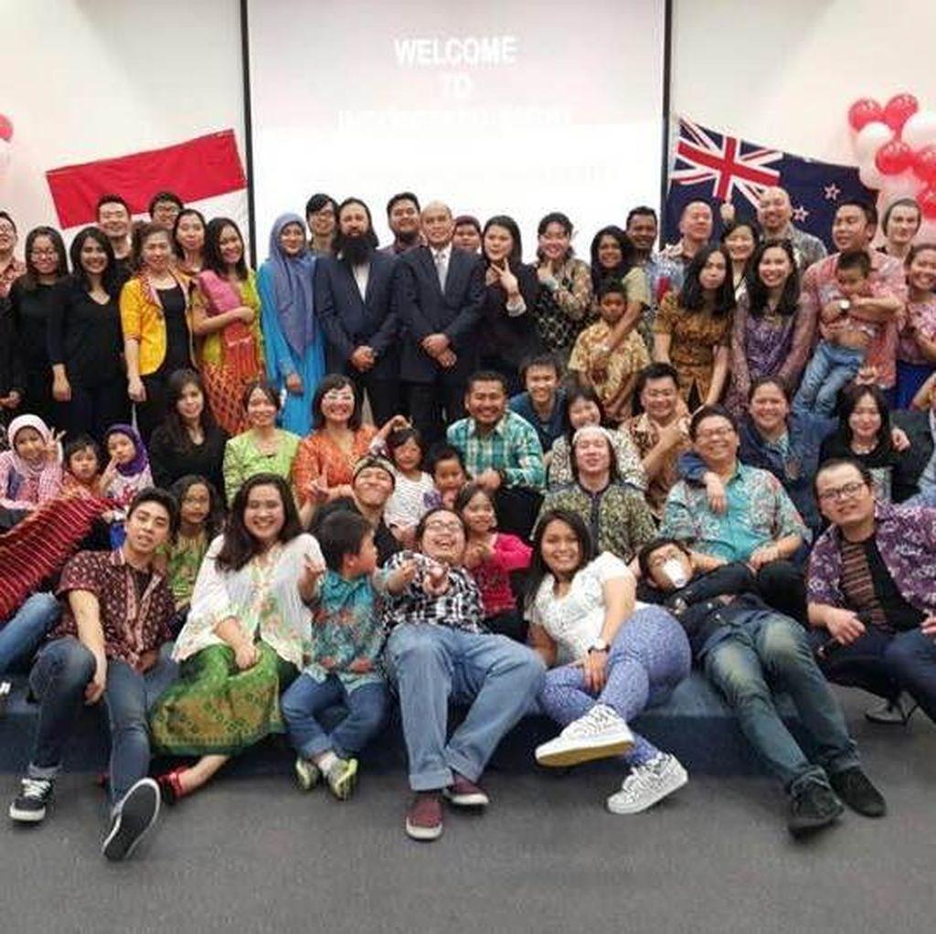 Tari Tor-Tor Meriahkan Indonesian Night di Invercargill, Selandia Baru