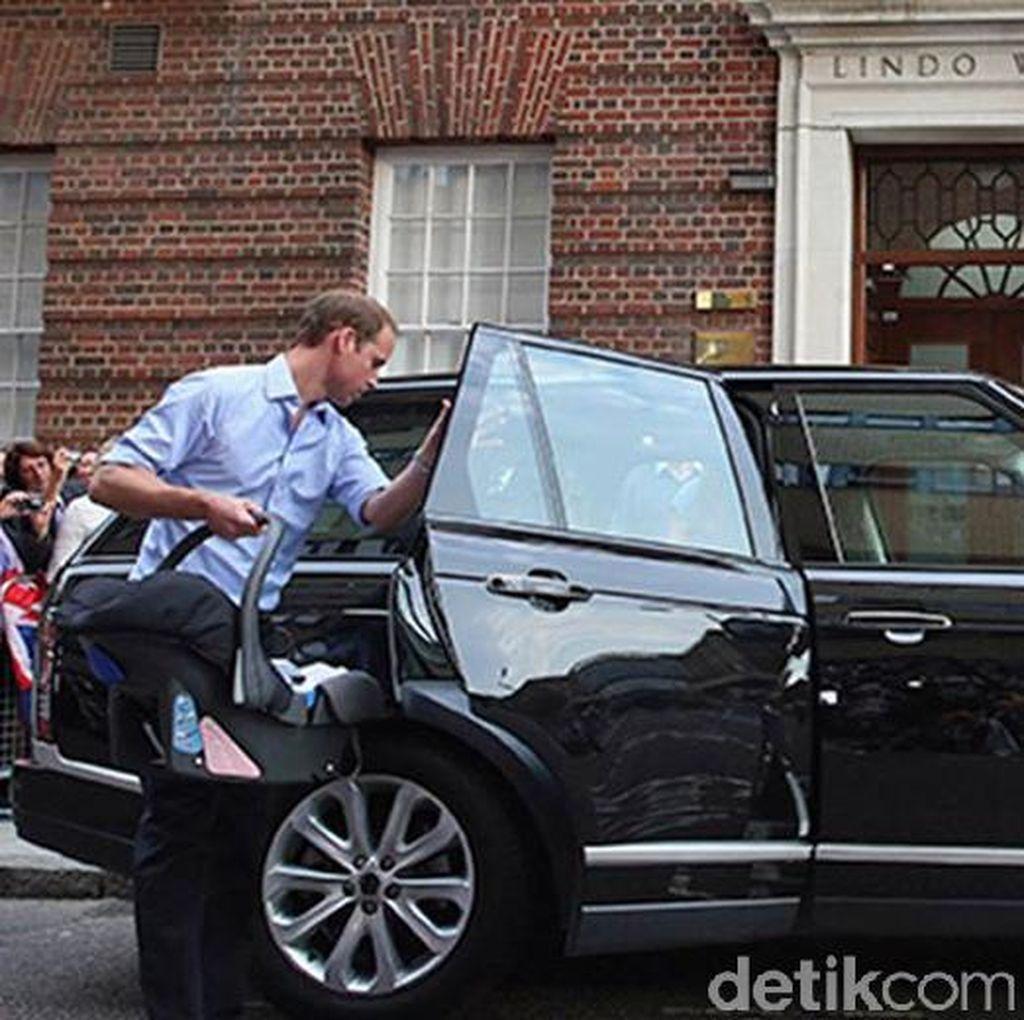 Range Rover Pangeran William Dilelang untuk Amal
