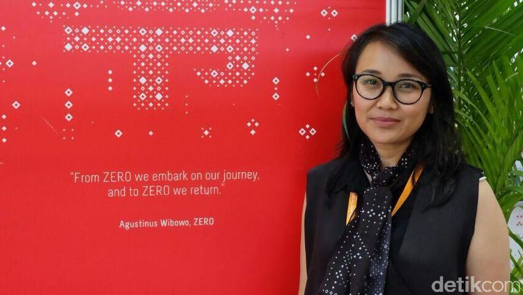 Laura Prinsloo: Publik Tiongkok Gemar Baca Buku Sejarah dan Anak-anak