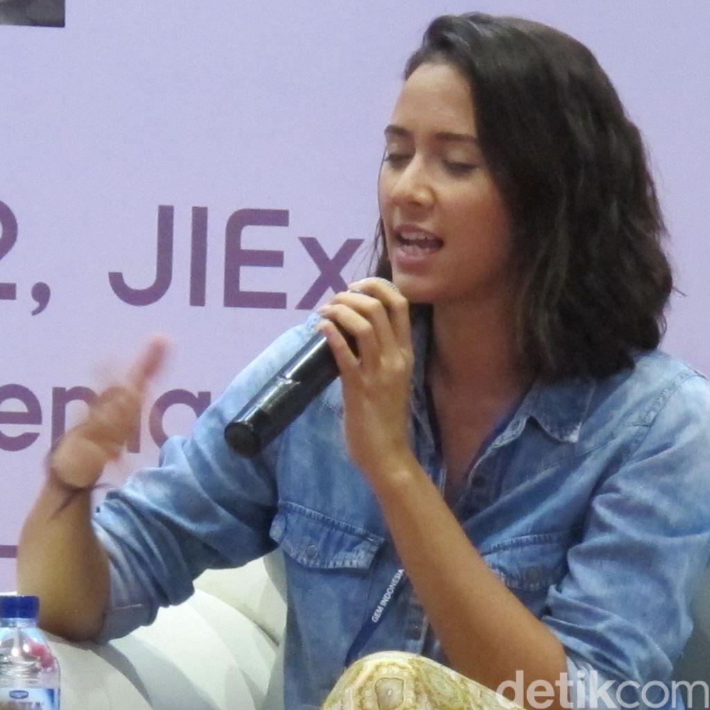 Setahun Jalani Diet Vegan, Nadine Alexandra Merasa Makin Sehat