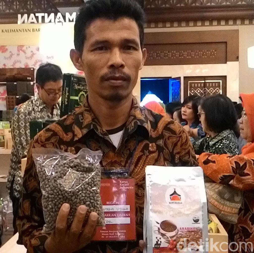 Pasok Biji Kopi ke Starbucks, Kelompok Koperasi Tani Kantongi Untung Rp 12 M/Tahun