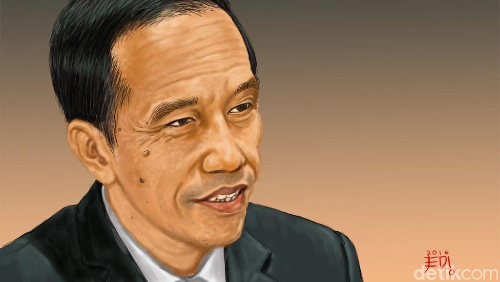 Masih Banyak PR, Jokowi Jangan Pikirkan Periode Kedua