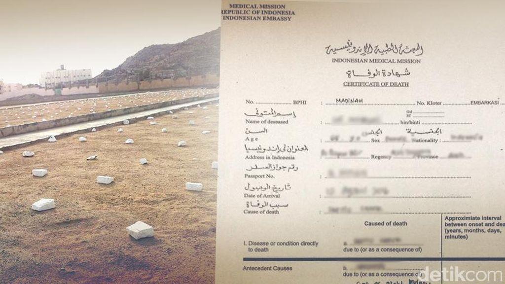 Bertambah 4, Jumlah Jemaah Wafat di Saudi Kini 40 Orang