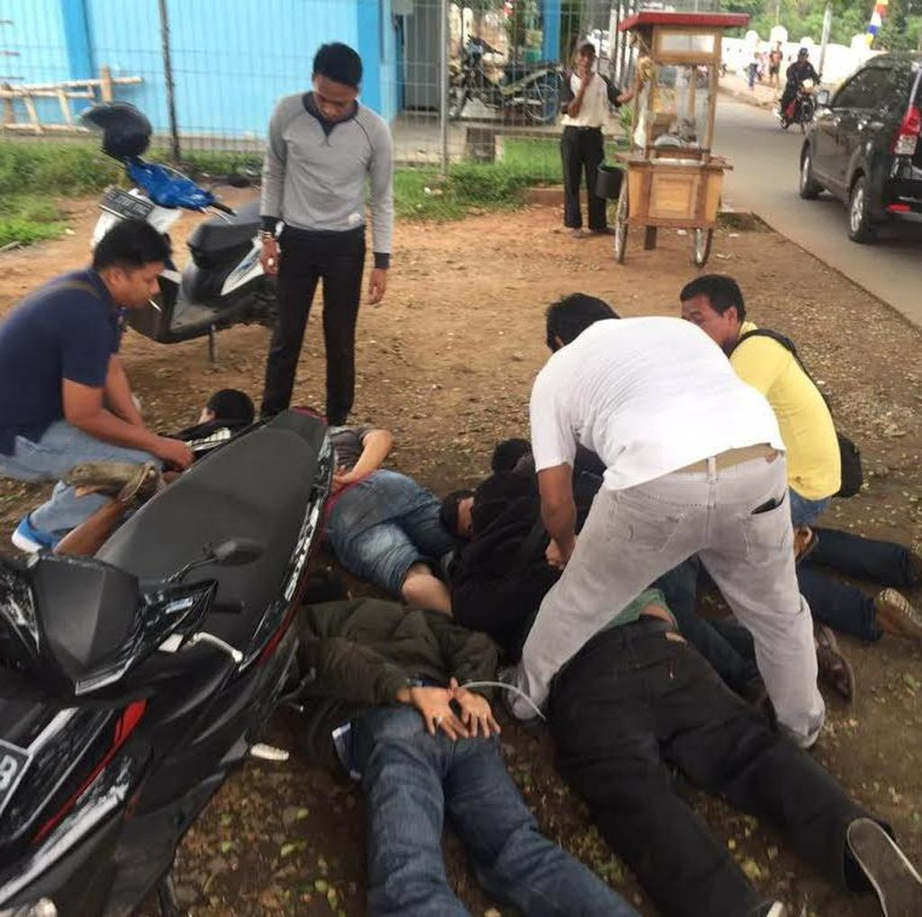 Kisah Lengkap Polisi Sikat Penjahat Ban Kempis di Cipinang Muara: 1 Tersangka Tewas
