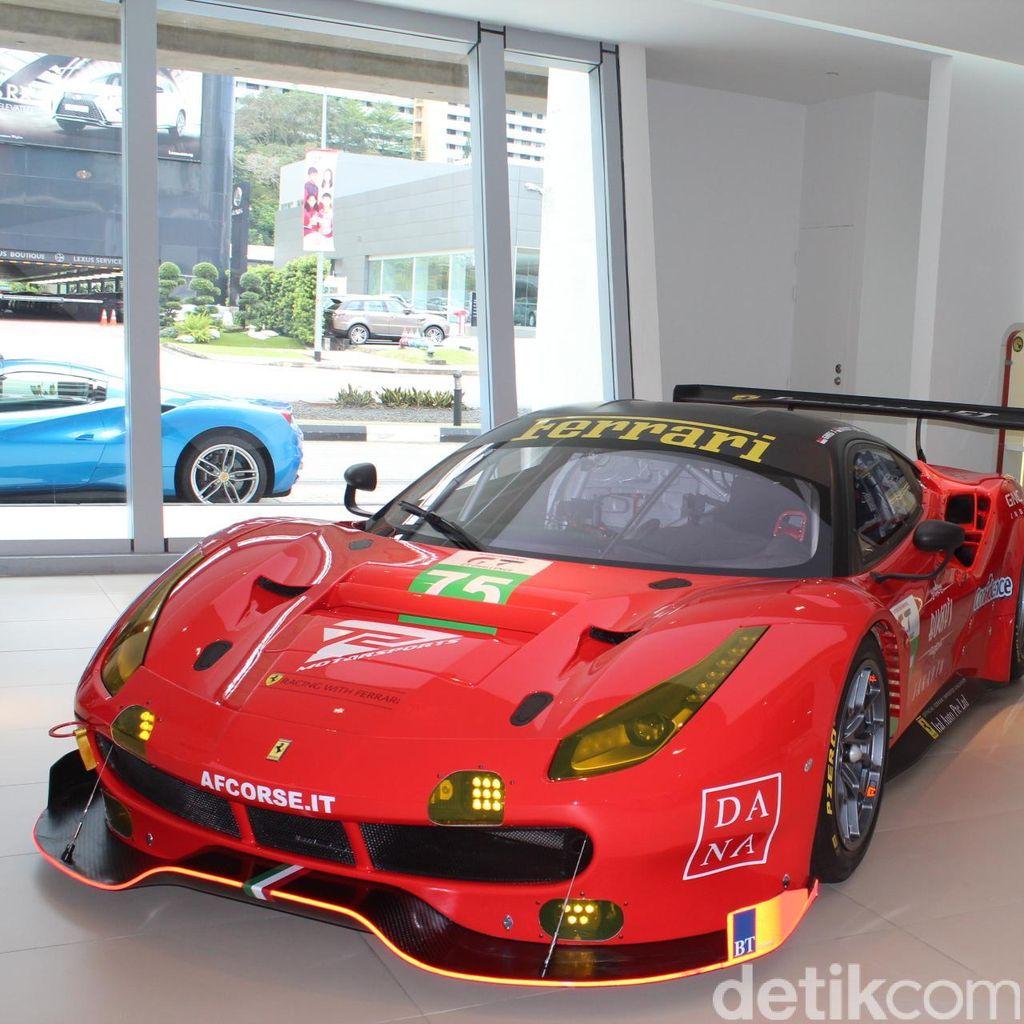 Indonesia Tempati 3 Besar Penjualan Ferrari di ASEAN