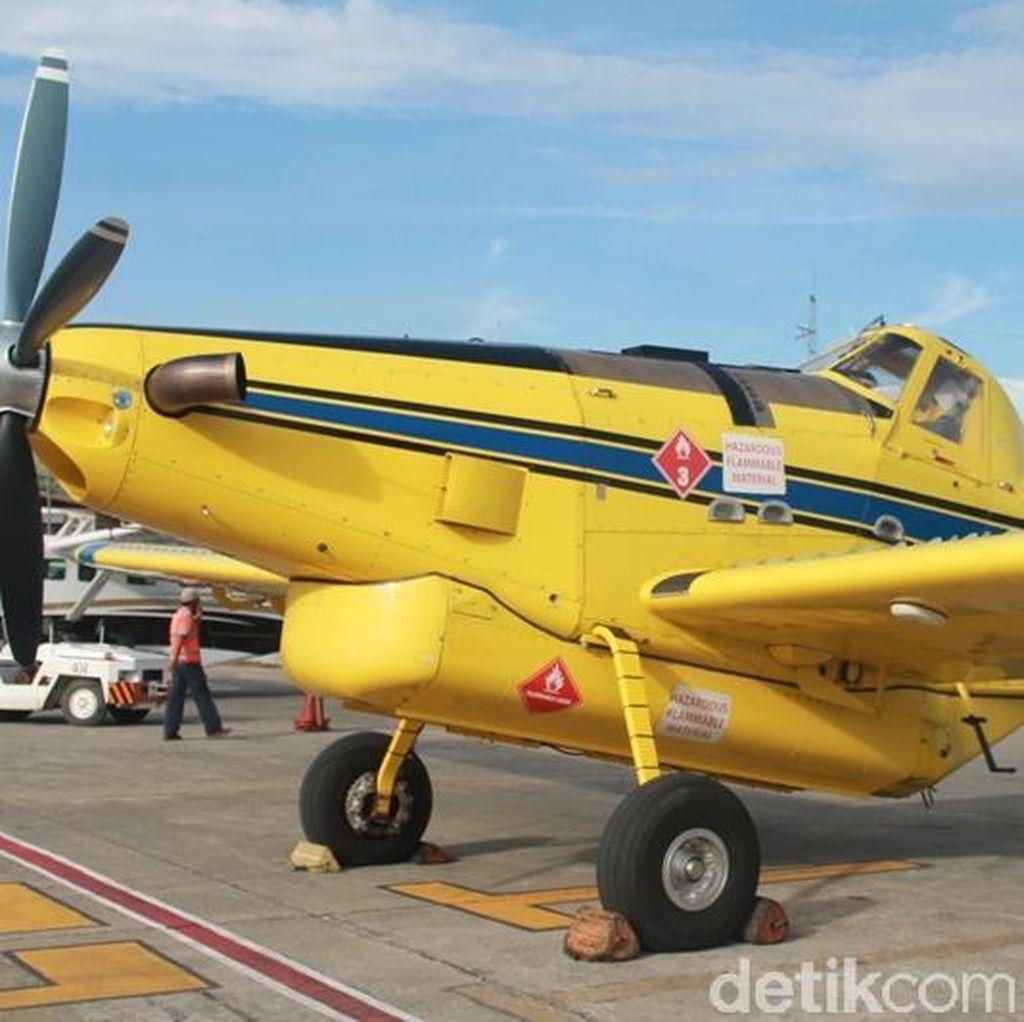 Bawa BBM ke Pegunungan Papua, Pertamina Sewa 2 Pesawat dari Kanada