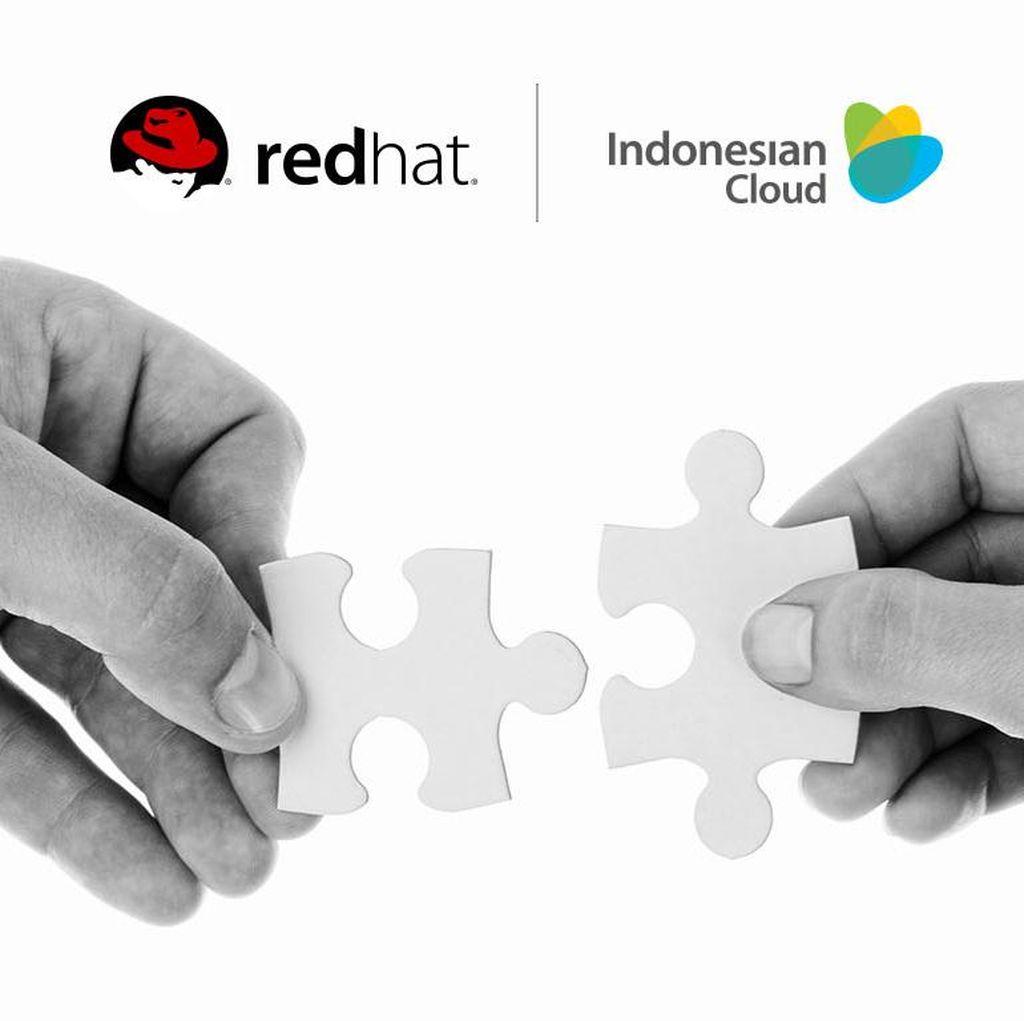 IndonesianCloud Dapat Sokongan Red Hat