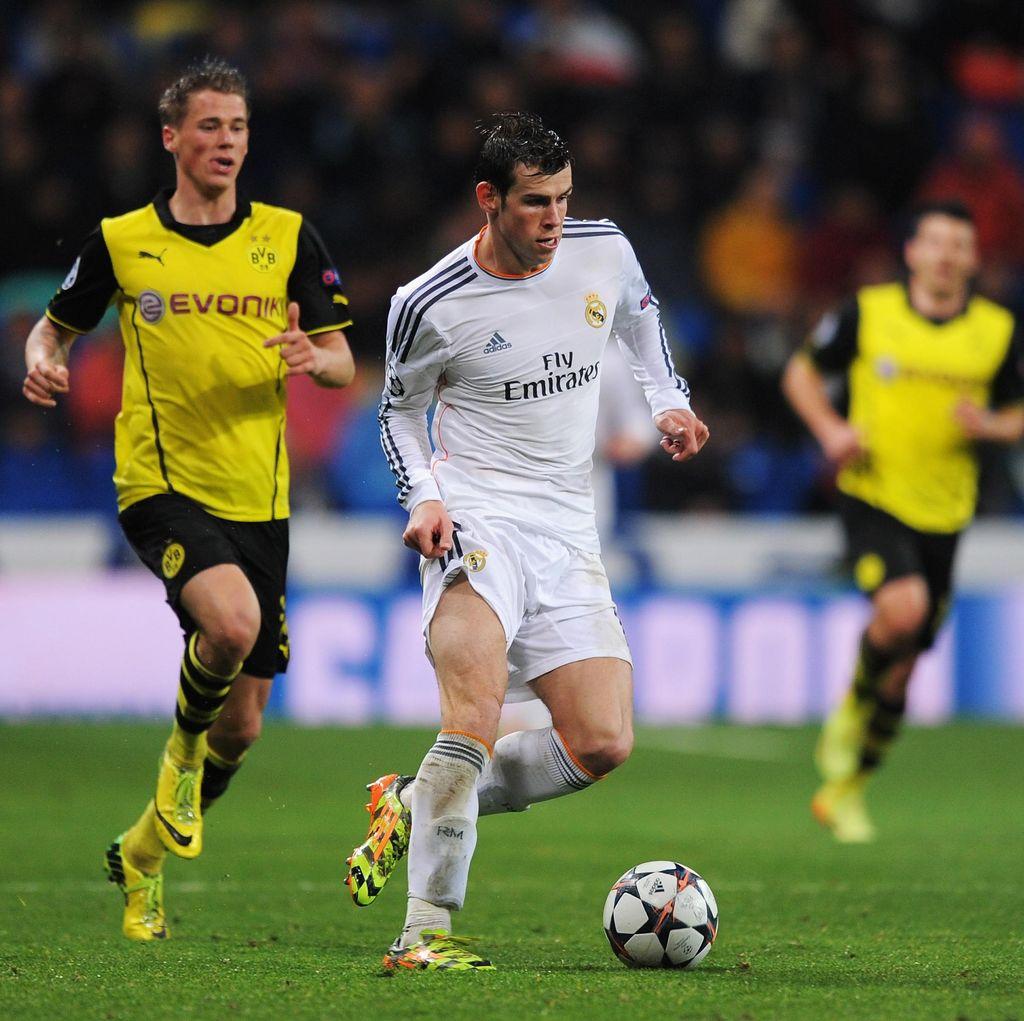 Dortmund Tak Sabar Jumpa Madrid Lagi