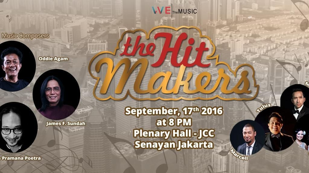The Hit Makers 2016, Konser Nostalgia Pencipta Lagu Legendaris