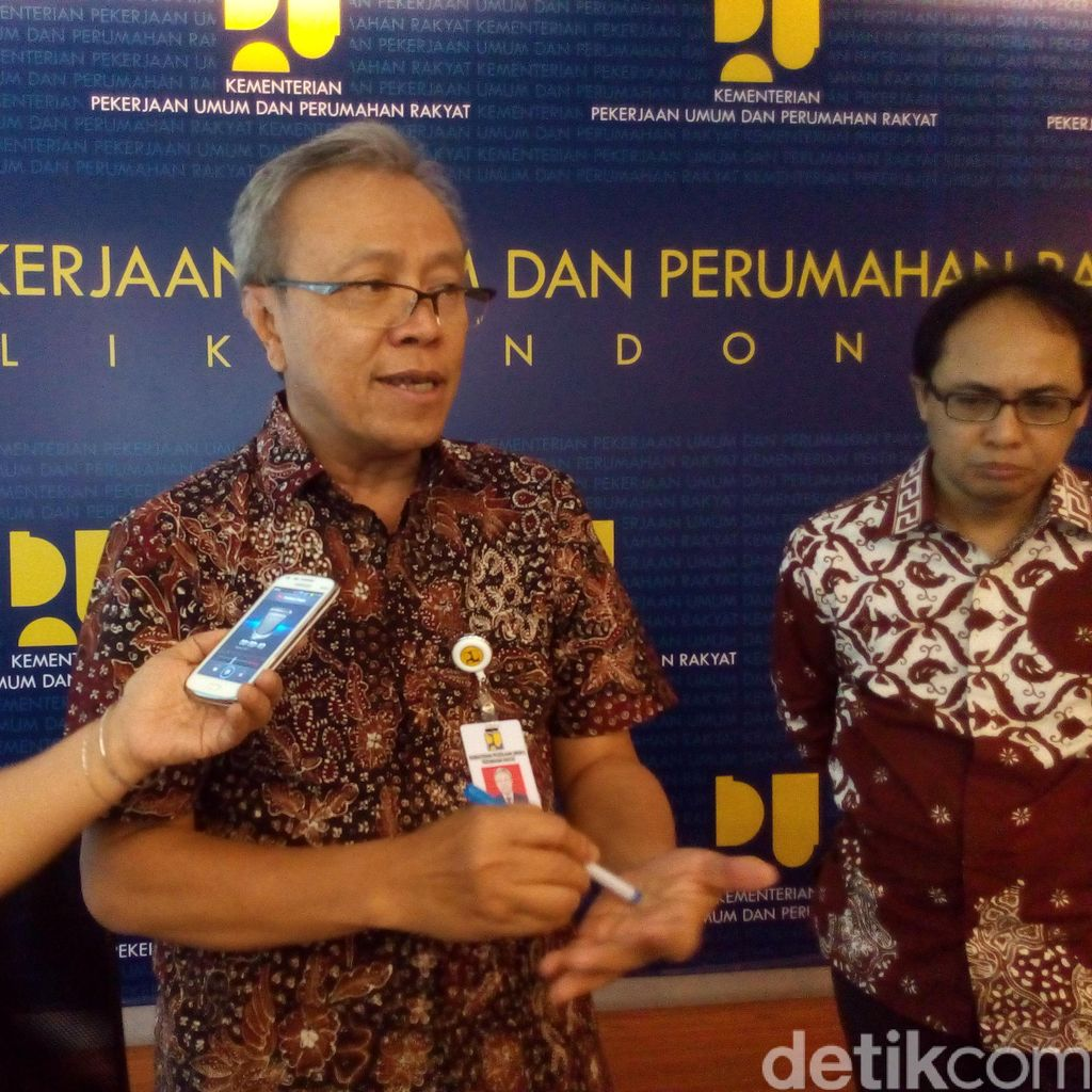 Kementerian PUPR Berencana Manfaatkan Lumpur Sidoarjo Sebagai Bahan Bangunan