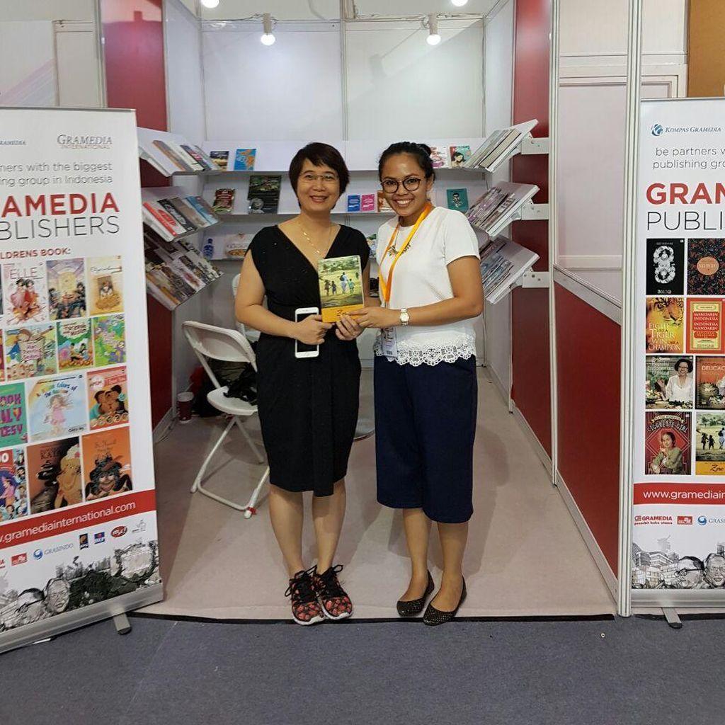 Hak Cipta Buku Titik Nol Agustinus Wibowo Terjual ke Penerbit Vietnam