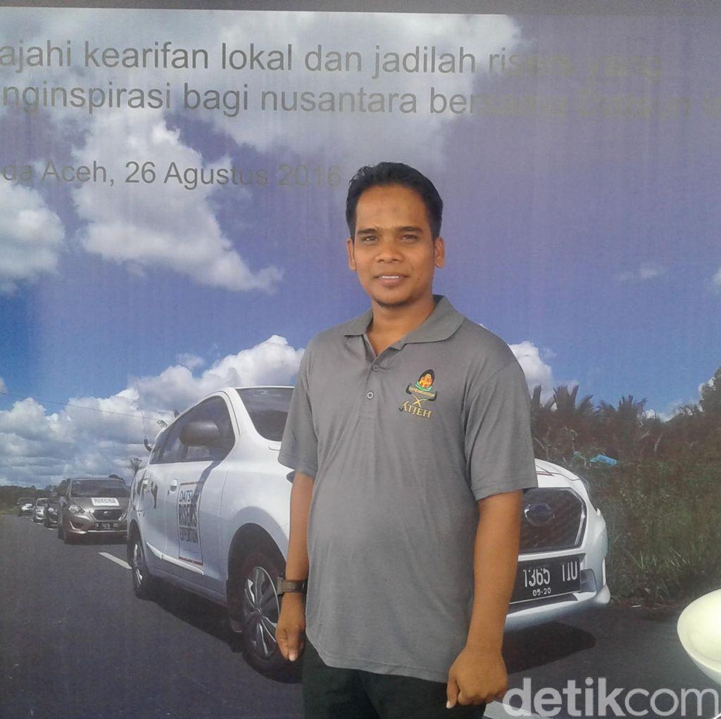 Datsun Apresiasi Pahlawan Lokal di Aceh