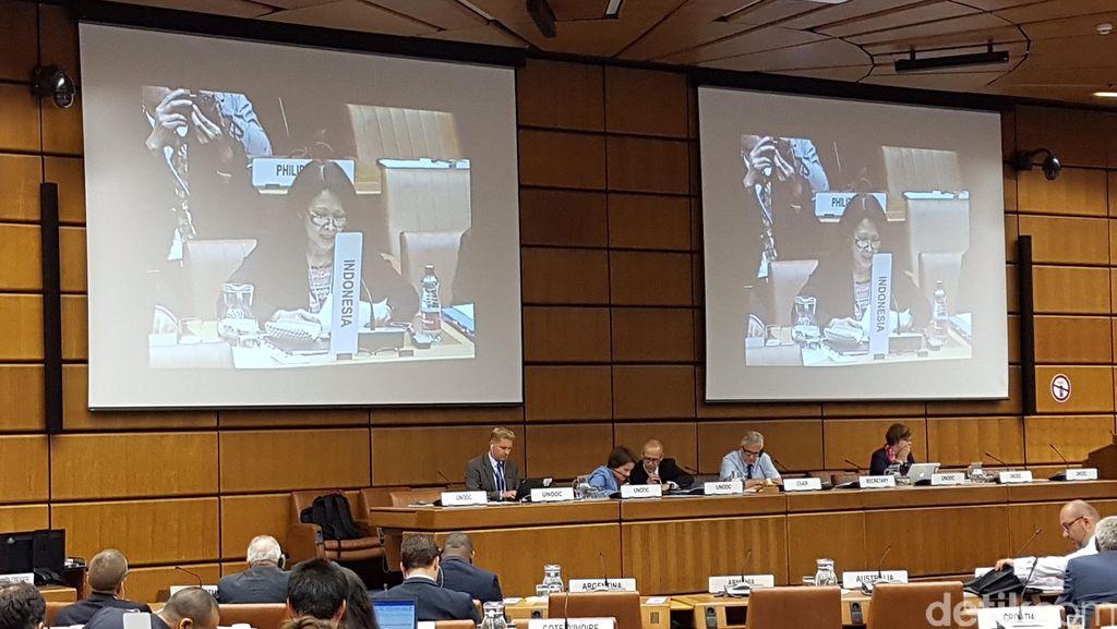 RI Ajak Negara UNCAC Atasi Manuver Pelaku Tindak Pidana Korupsi