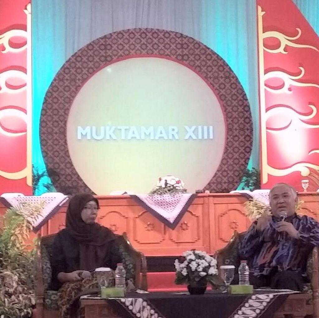 Din Syamsuddin Usul Nasyiatul Aisyiyah Punya Majelis Jodoh
