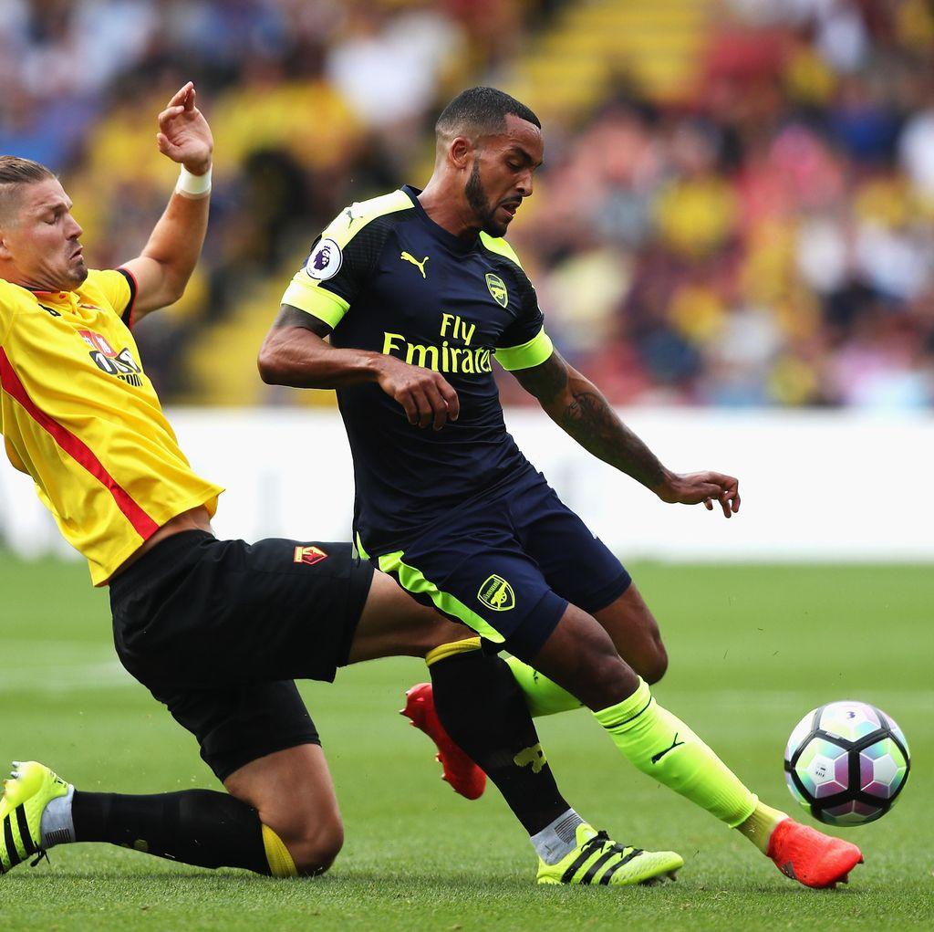 Arsenal Bukukan Kemenangan Pertama Usai Kalahkan Watford