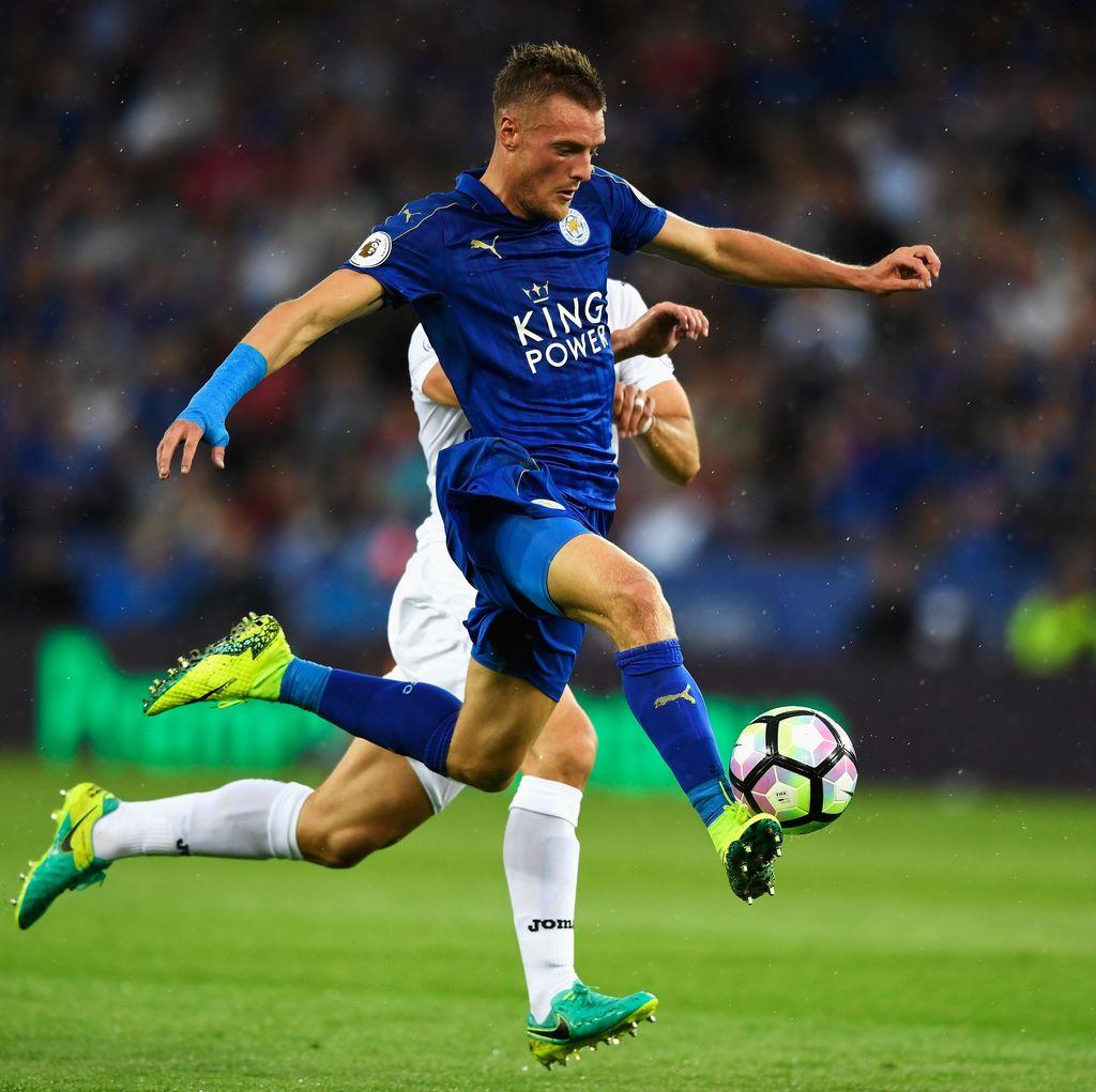 Tundukkan Swansea, Leicester Raih Kemenangan Perdana Musim Ini