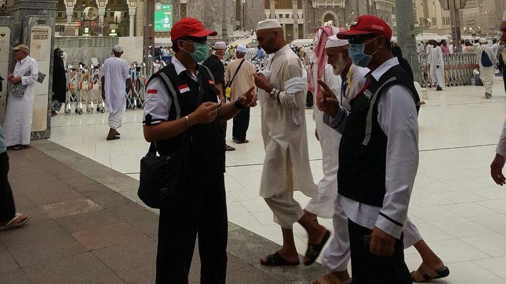 Angin Kencang Sempat Landa Makkah, Aktivitas Jemaah di Masjidil Haram Normal