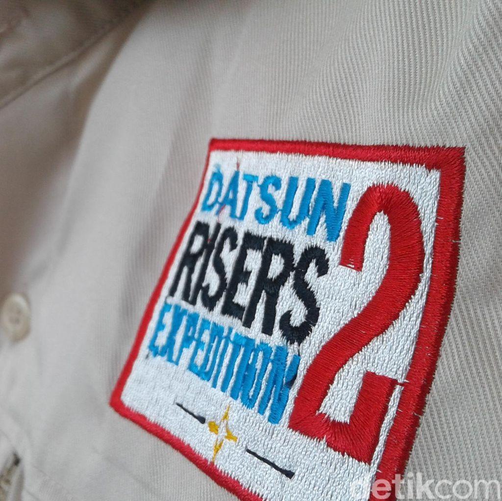 12 Risers Semangat Mulai Perjalanan Datsun Risers Expedition 2
