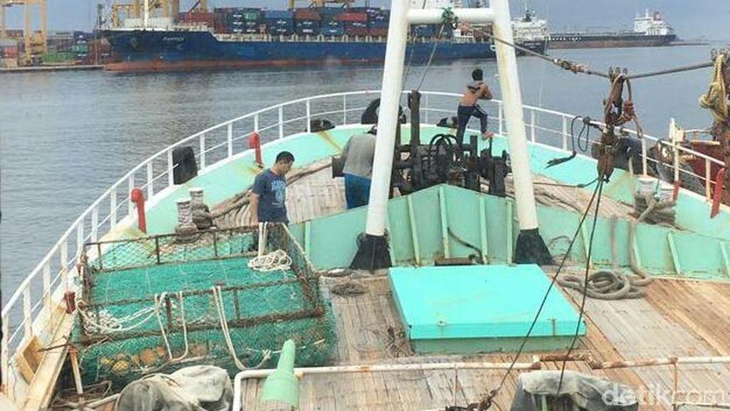 Cegah Balas Dendam ABK Korea Utara, ABK WNI Lainnya Dipulangkan