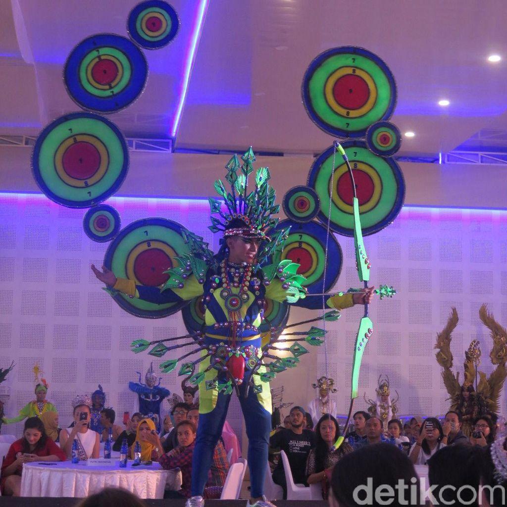 Yang Baru di Jember Fashion Carnaval 2016: Defile ASEAN Games & Paskibraka