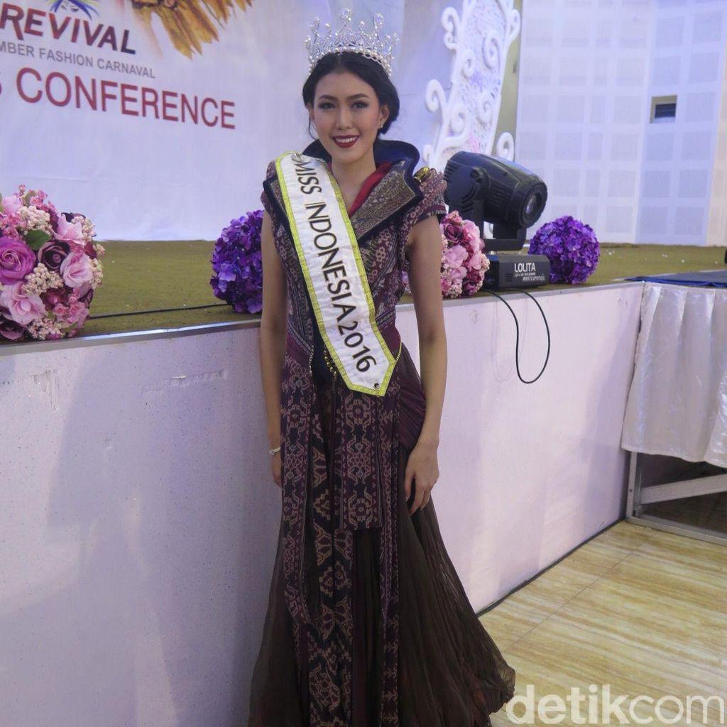 Foto: Jember Fashion Carnaval Mempertemukan Miss & Puteri Indonesia 2016