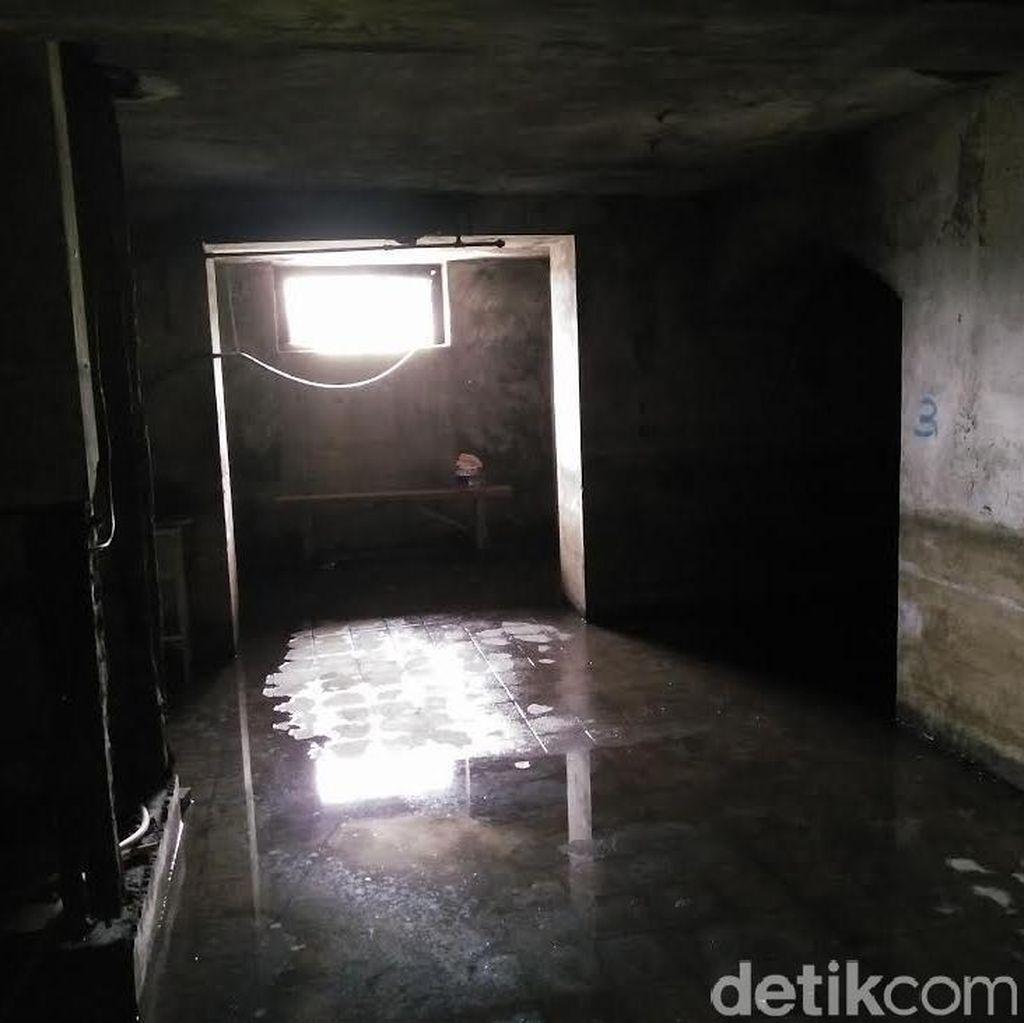 Cerita Bunker Belanda di Stasiun Priok: Akses Jalan ke Sunda Kelapa dan Kota Tua