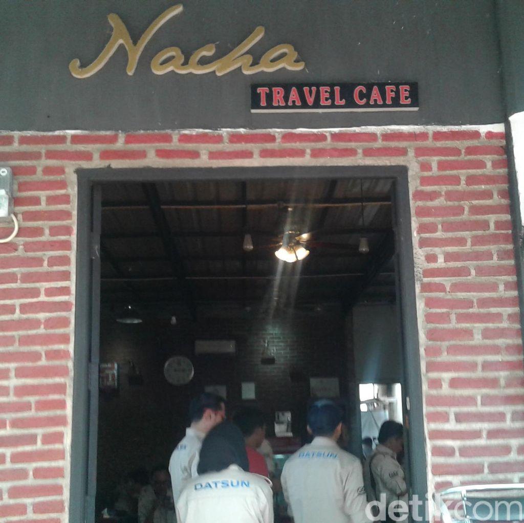 Risers Nikmati Sajian Kopi Khas Aceh