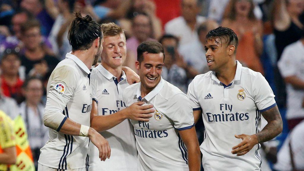 Perez: Skuat Madrid Tak Bisa Lebih Bagus Lagi