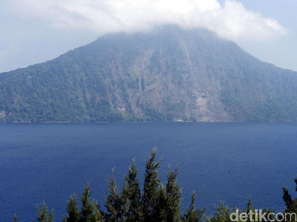 Napak Tilas 133 Tahun Meletusnya Gunung Krakatau