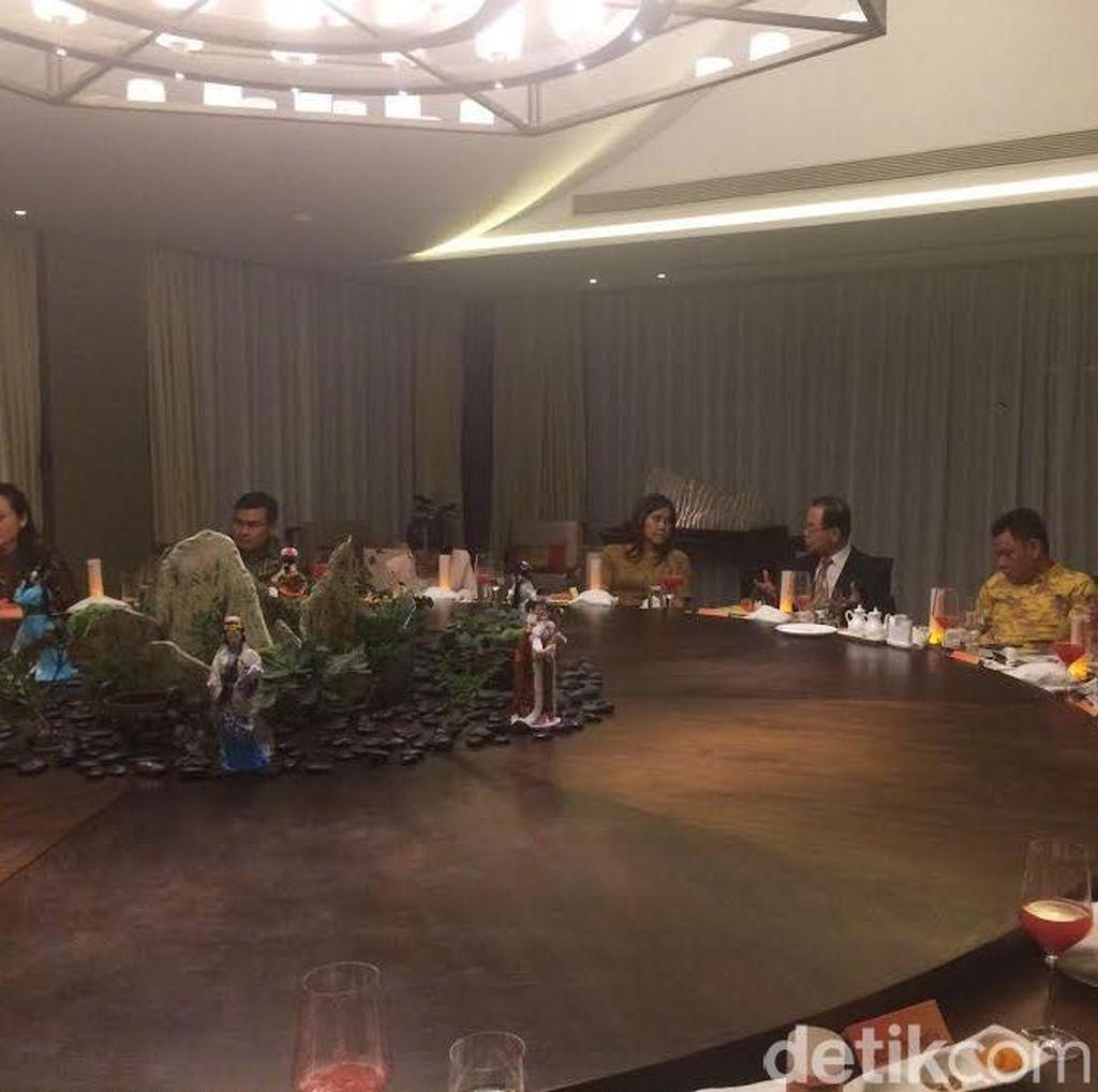 Ke Pengurus Golkar, Pejabat Shaanxi Cerita Pariwisata dan Kunjungan Soeharto