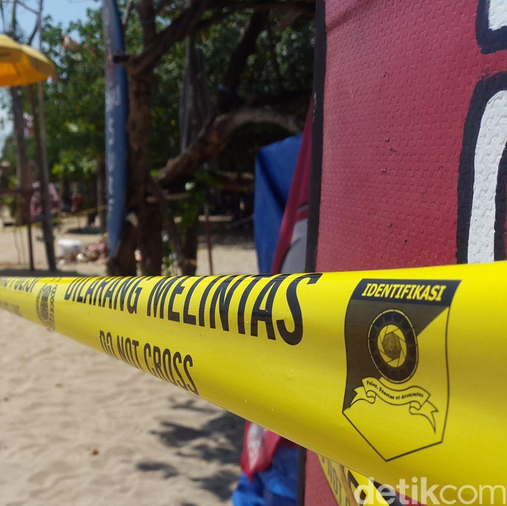 Rekonstruksi Pembunuhan Aipda Wayan Sudarsa Dilakukan di 3 Lokasi
