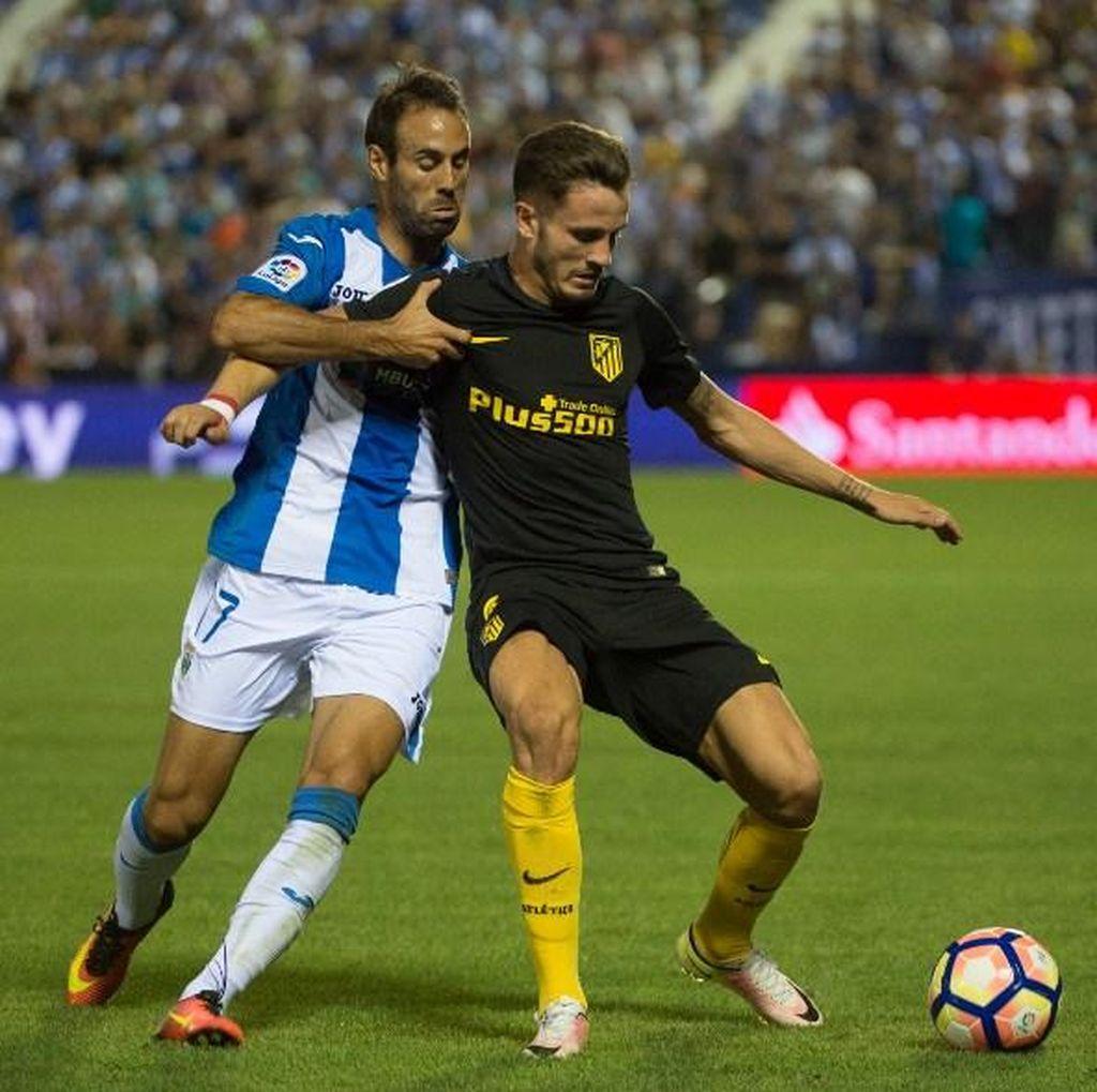 Duel Atletico Madrid dengan Leganes Berakhir Tanpa Gol
