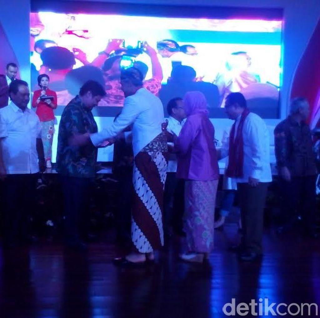 Sejumlah Menteri Hadiri Peluncuran Buku Dari Bulaksumur Untuk Indonesia