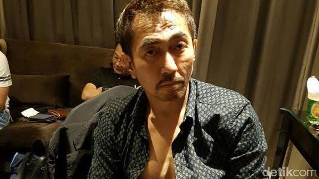 Penampakan Aa Gatot Brajamusti Usai Diciduk Polisi Terkait Narkoba