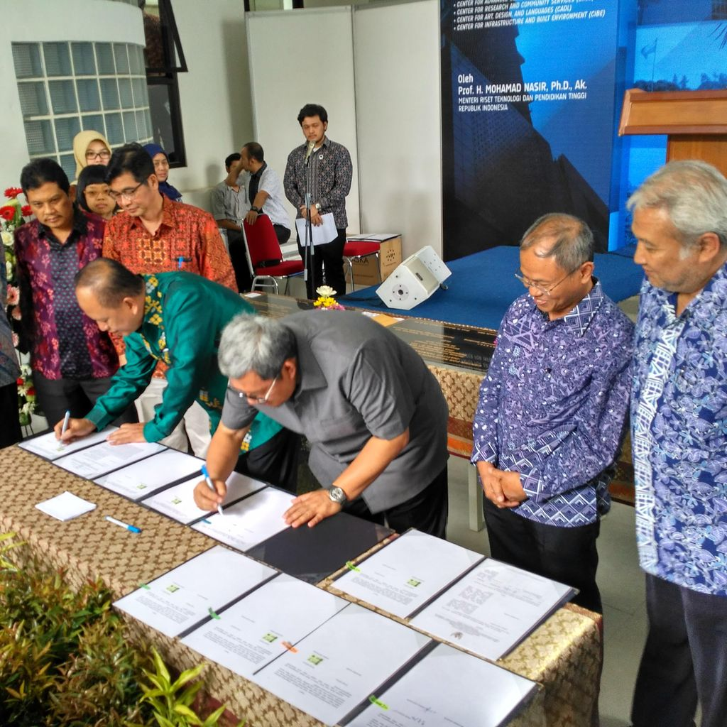Pemprov Jabar Menghibahkan Tanah di Sumedang untuk Dikelola ITB