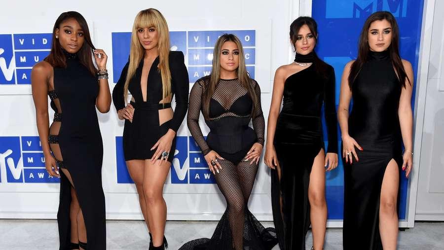 Drake, Calvin Harris dan Fifth Harmony Buka Peraihan Piala di VMA 2016