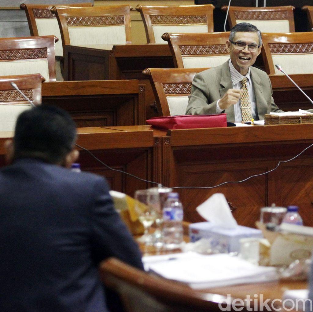 Komisi III akan Umumkan Hasil Uji Kelayakan Calon Hakim Agung Besok
